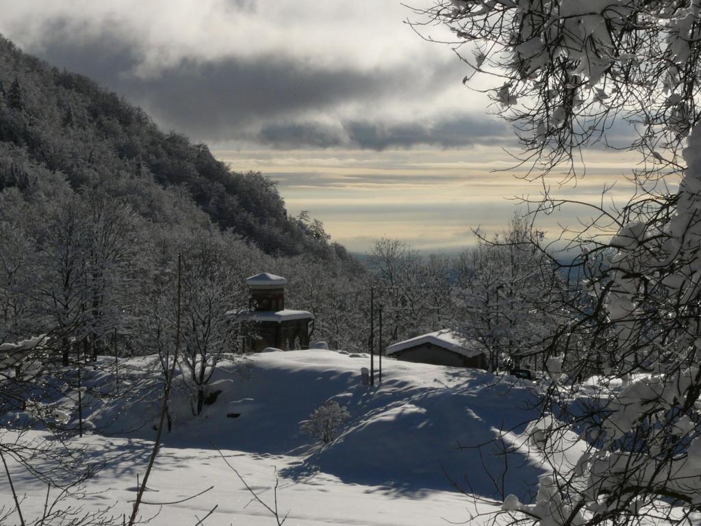 Capodanno nelle Alpi