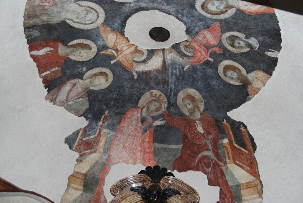 Affreschi tra i più antichi in Piemonte