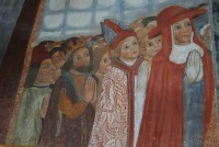 antichi affreschi